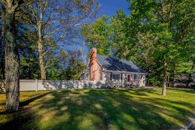 New Paltz Single Family Home For Sale: 43 Millrock Road