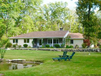 New Paltz Single Family Home For Sale: 100 Hasbrouck