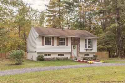 Saugerties Single Family Home Fully Executed Contract: 315 Old Route 212