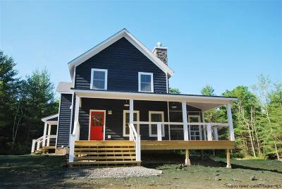 Kerhonkson Single Family Home Fully Executed Contract: 50 Dawson Lane