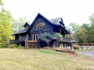 Single Family Home Fully Executed Contract: 814 Peak Road