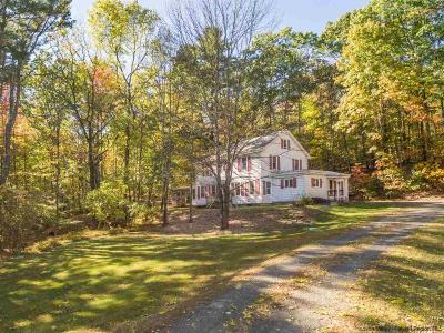 Kerhonkson Single Family Home Fully Executed Contract: 523 Samsonville Road