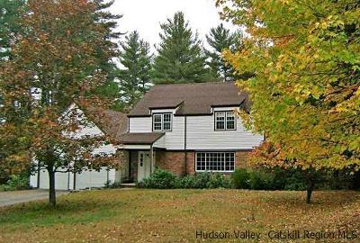 Woodstock NY Single Family Home For Sale: $425,000