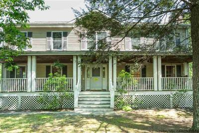 Saugerties Single Family Home For Sale: 11 Cranberry Lane