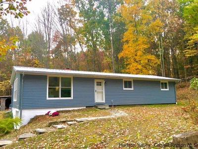 Single Family Home Fully Executed Contract: 385 Scarawan