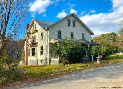 Single Family Home For Sale: 300 Vly Atwood Road