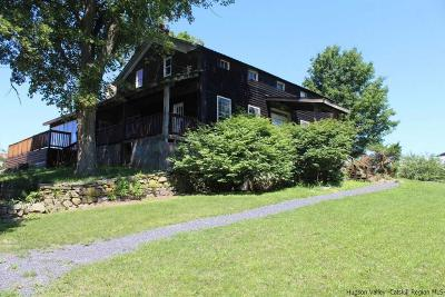 New Paltz Single Family Home For Sale: 125 Dubois Road