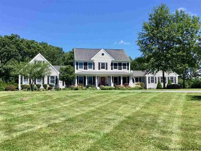 New Paltz Single Family Home For Sale: 87 Shivertown Road