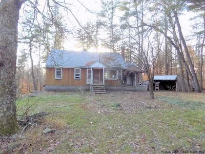 Ellenville NY Single Family Home For Sale: $49,900