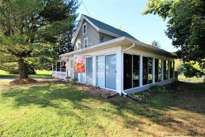 Single Family Home For Sale: 789 Lattintown Road