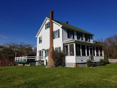 Esopus Single Family Home For Sale: 1592 Rt. 9w