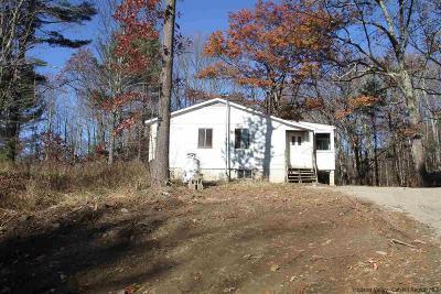 Kerhonkson Single Family Home For Sale: 408 Samsonville Road