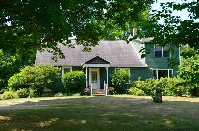 Red Hook Single Family Home For Sale: 782 Jackson Corners Road