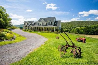 Delaware County Single Family Home For Sale: 1950 Winter Hollow Road