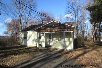 New Paltz Single Family Home Fully Executed Contract: 207 Old Kingston Road
