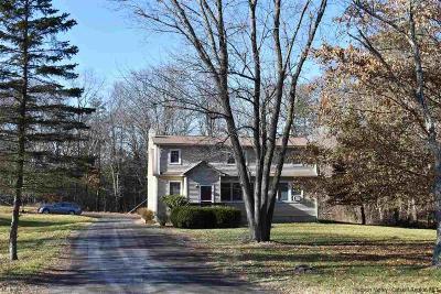 New Paltz Multi Family Home For Sale: 51 Dubois Road