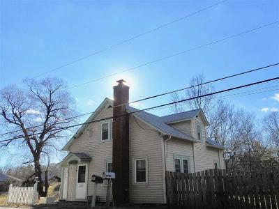 Saugerties NY Single Family Home Accepted Offer Cts: $225,000