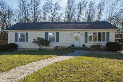 Single Family Home Fully Executed Contract: 8 Truman Court