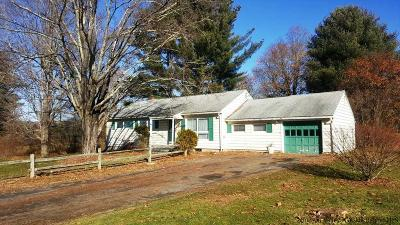 Single Family Home Accepted Offer Cts: 58 Schoonmaker Lane