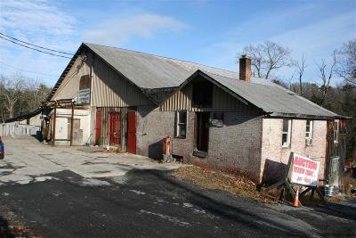 Saugerties Commercial For Sale: 2574 Route 9w