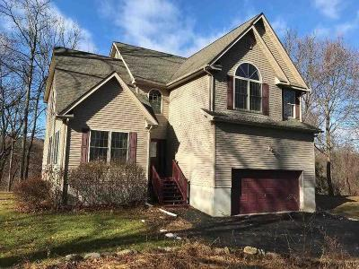 Single Family Home For Sale: 89 Old Post Road