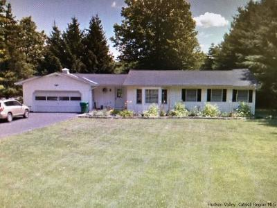 Single Family Home Fully Executed Contract: 92 Plains