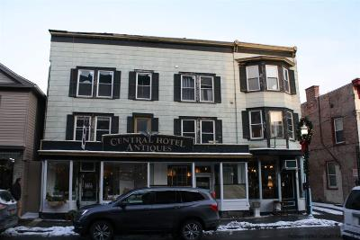 Saugerties Commercial For Sale: 81-85 Partition St.