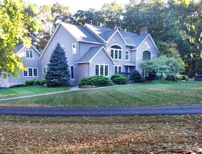 New Paltz Single Family Home For Sale: 79 Vista Drive