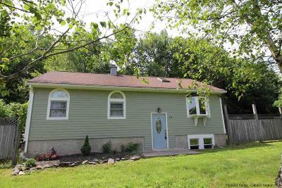 New Paltz Single Family Home For Sale: 235 S Ohioville Road