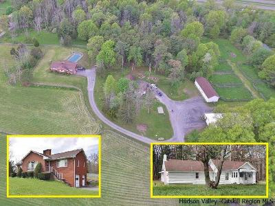 Saugerties Single Family Home Fully Executed Contract: 957 & 959 Kings Highway