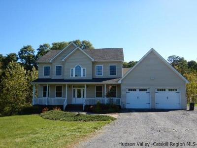 Single Family Home For Sale: 312 Old Post Road