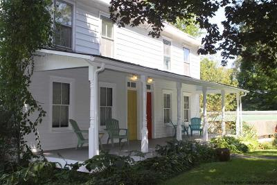 Rosendale Single Family Home For Sale: 64 Sawdust Ave Avenue