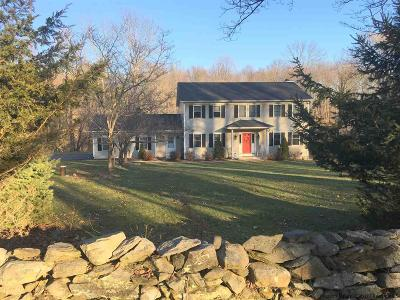 Rhinebeck Single Family Home For Sale: 533 Ackert Hook Road