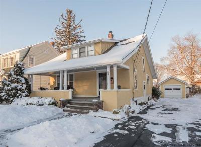 Kingston Single Family Home Fully Executed Contract: 64 Roosevelt Avenue