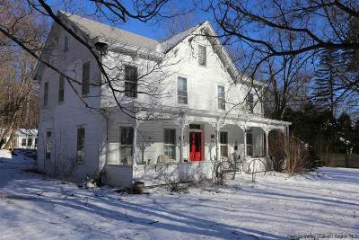Saugerties Single Family Home For Sale: 474 West Saugerties Road