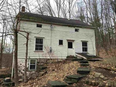 Single Family Home Fully Executed Contract: 588 County Route 2