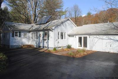 Kingston Single Family Home For Sale: 956 Sawkill Rd.