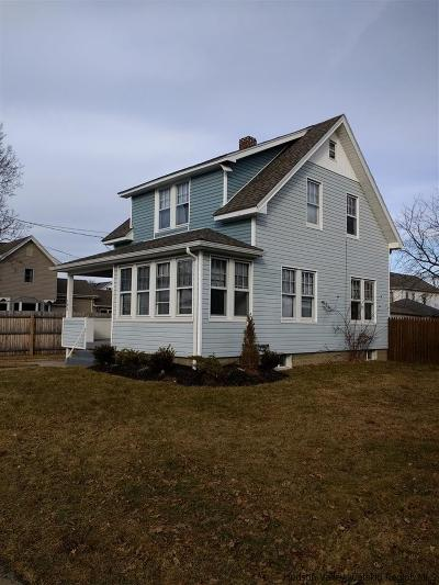 Single Family Home Fully Executed Contract: 185 Bowne St