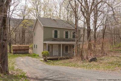 Shandaken Single Family Home Fully Executed Contract: 47 Route 42