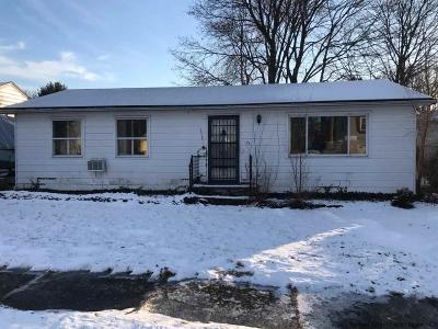 Kingston Single Family Home For Sale: 72 Amsterdam Avenue