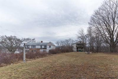 Esopus Single Family Home For Sale: 5 And 7 Riverhill Court