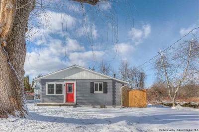 New Paltz Single Family Home For Sale: 14 River Road