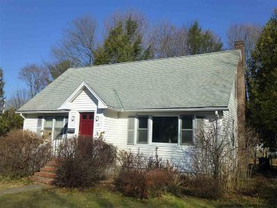 Single Family Home For Sale: 37 Center Street