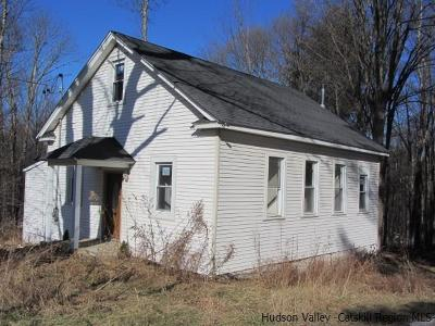 Wawarsing Single Family Home For Sale: 7480 Route 52