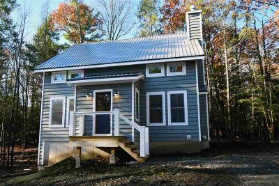 Saugerties Single Family Home For Sale: Lot 3 Starjem Drive