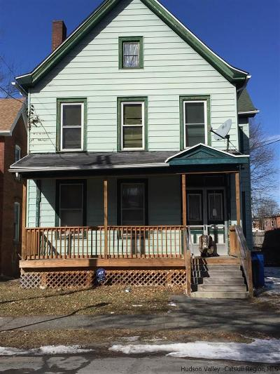 Multi Family Home Fully Executed Contract: 33 Van Buren Street