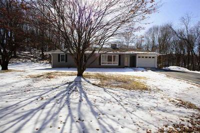 Single Family Home For Sale: 12 Thorns Lane