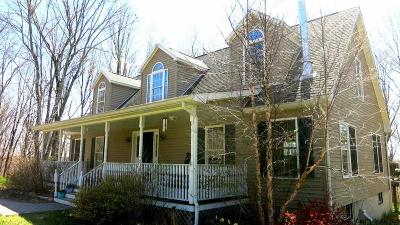 Single Family Home For Sale: 111 Mountain Rest Rd