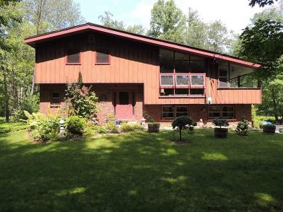 Woodstock Single Family Home Fully Executed Contract: 58 Van Dale