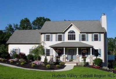 Town Of Newburgh Single Family Home Fully Executed Contract: 655 Fostertown Road